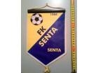 Zastavica: FK Senta - Senta