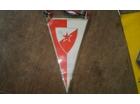Zastavica SD Crvena Zvezda