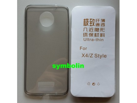 Zaštitna maska za leđa i rubove Motorola Moto Z  2016