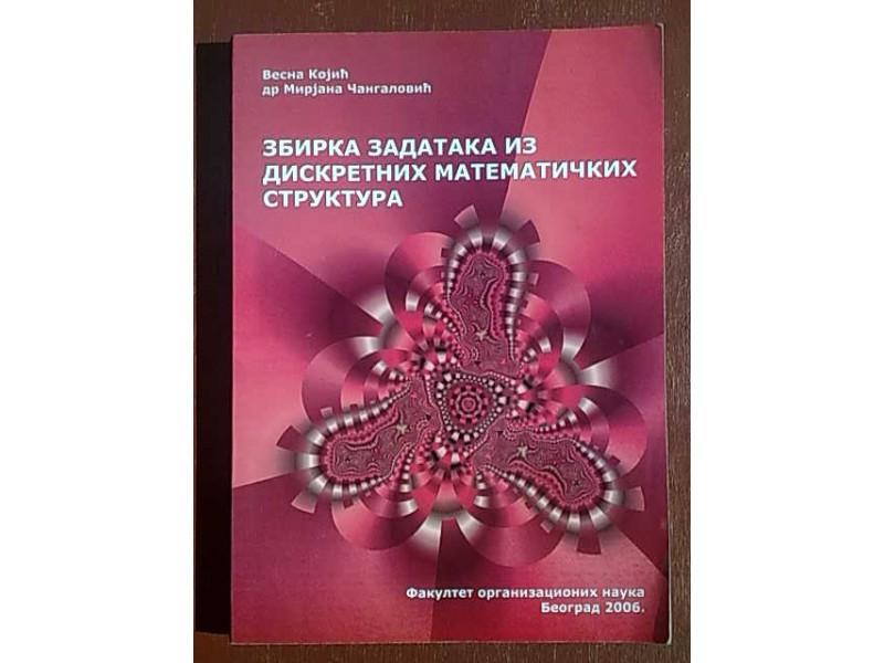 Zbirka zadataka iz diskretnih matematickih struktura