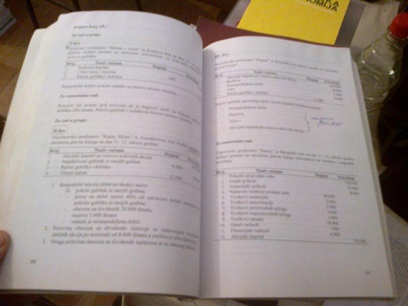 Zbirka zadataka iz finansijskog računovodstva - Jović