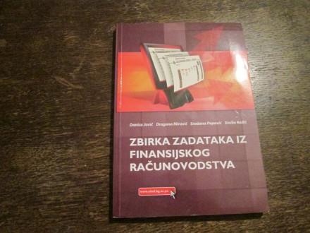 Zbirka zadataka iz finasiskog racunovodstva
