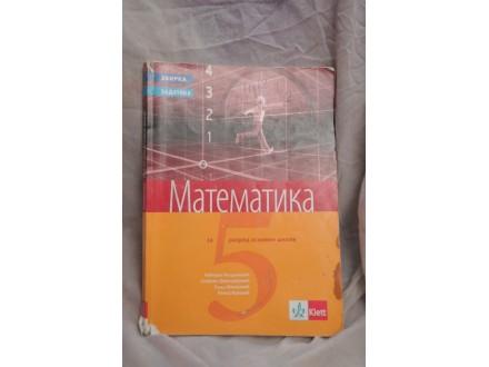 Zbirka zadataka iz matematike za 5. raz. klett