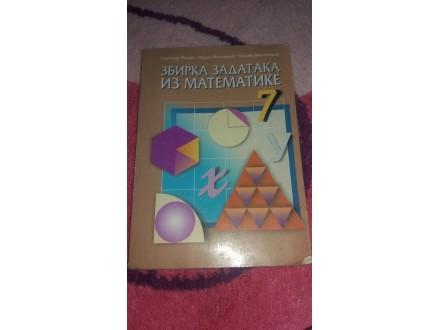 Zbirka zadataka iz matematike za 7. razred