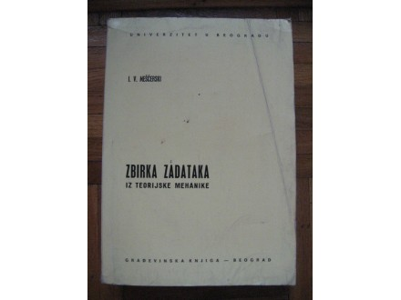 Zbirka zadataka iz teorijske mehanike