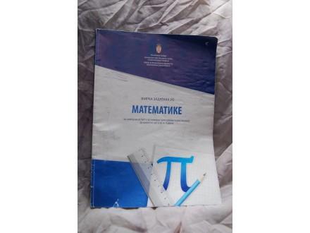 Zbirka zadataka za zavrsni ispit  - Matematika 2013/14