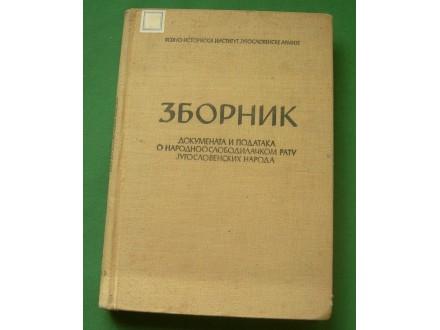 Zbornik dokumenata i podataka o NOR-u, Crna Gora 1942.