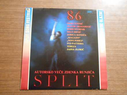 Zdenko Runjić - Split 86 - Autorsko Veče Zdenka Runjića