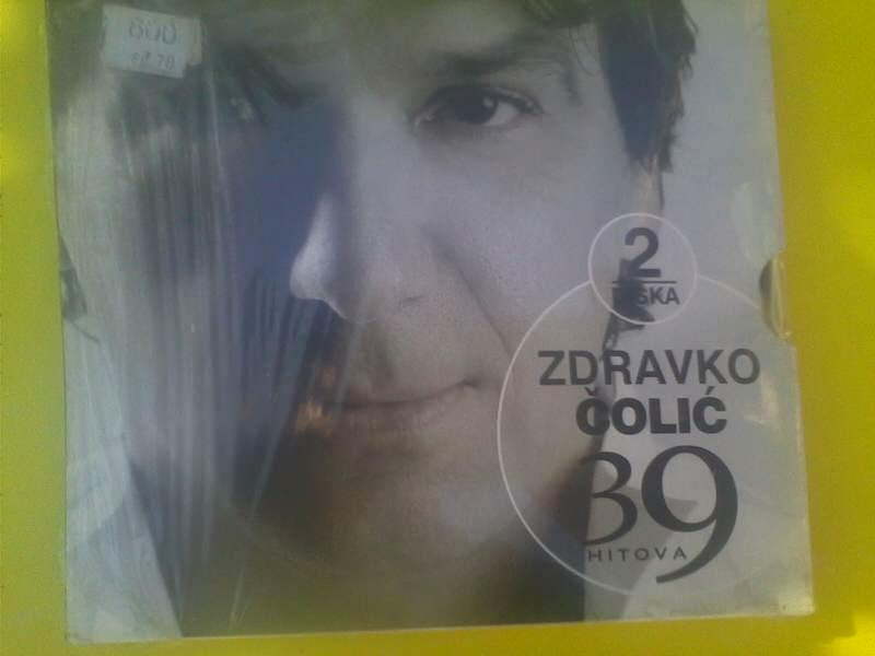 Zdravko Čolić - 39 Hitova