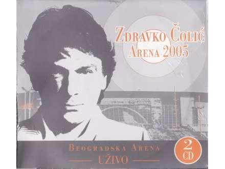 Zdravko Čolić - Arena 2005 - Beogradska Arena: Uživo