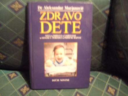 Zdravo dete, dr Aleksandar Marjanović