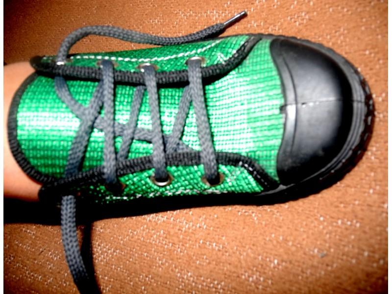 Zelene Patike