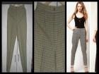 Zelene karo tople pantalone Rudnikove M/L