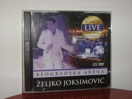 Željko Joksimović - Beogradska Arena Live 20. April `07