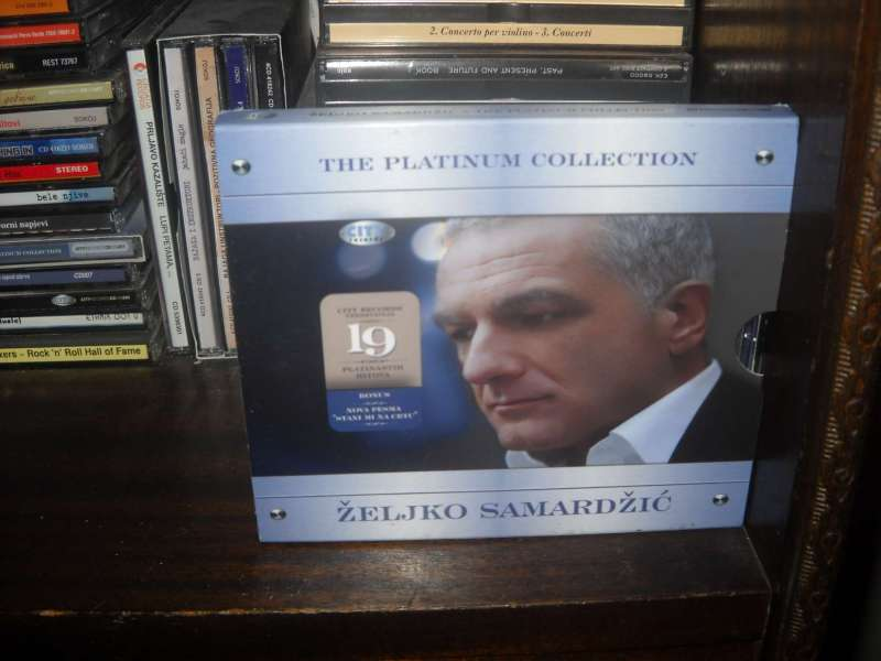 Željko Samardžić - The Platinum Collection