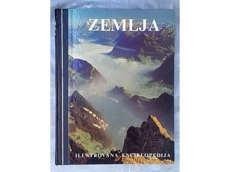 Zemlja,ilustrovana enciklopedija