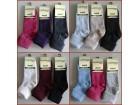 Ženske čarape vunene Kanadjanke Vel;36-40