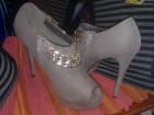Zenske cipele sa platformama - predivne,atraktine