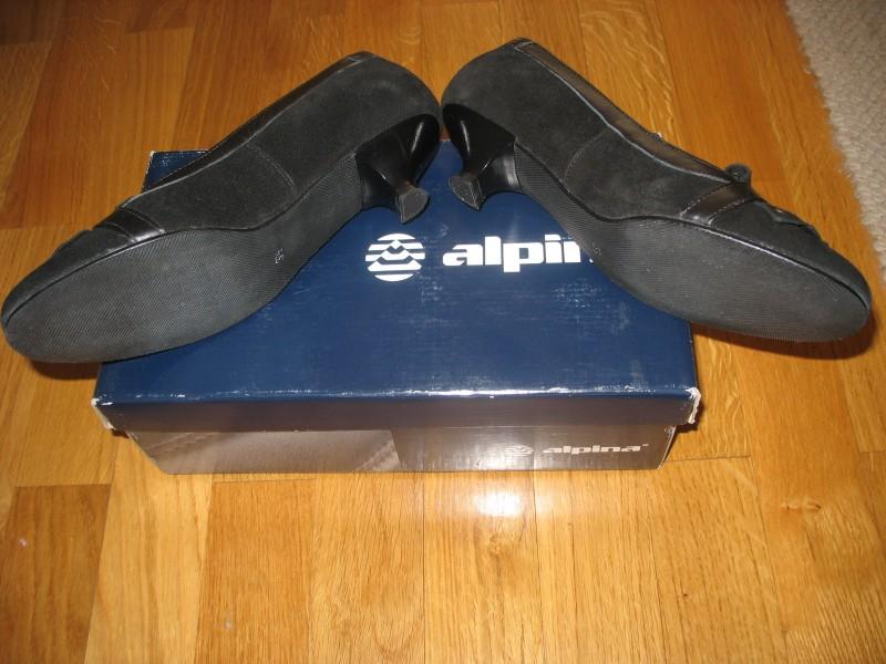 Zenske kozne cipele (ALPINA ZIRI)  NEKORISCENE
