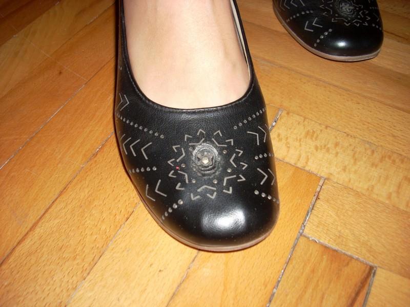Zenske kozne cipele CARRAN