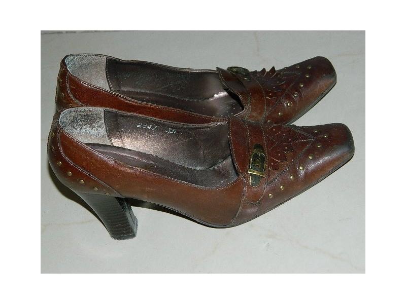 Ženske kožne cipele