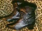 Zenske kozne cizme Yessica