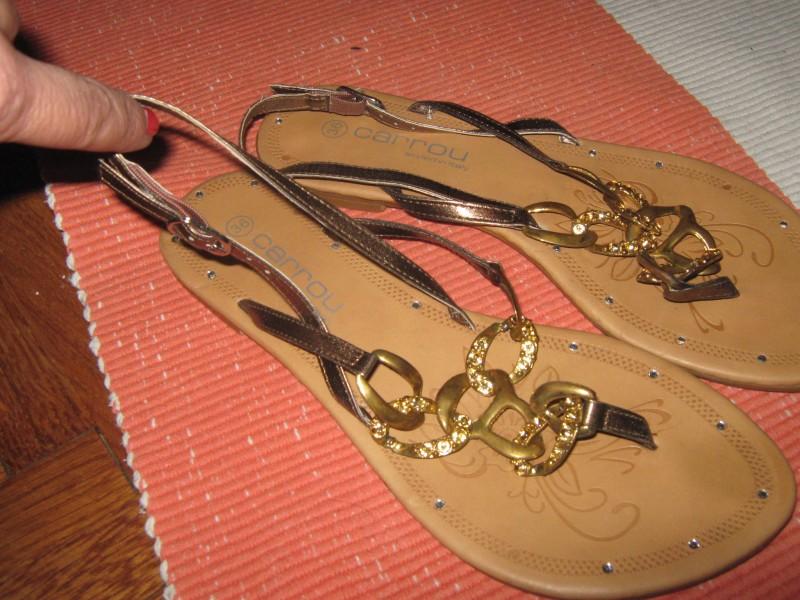 Zenske sandale vel.36