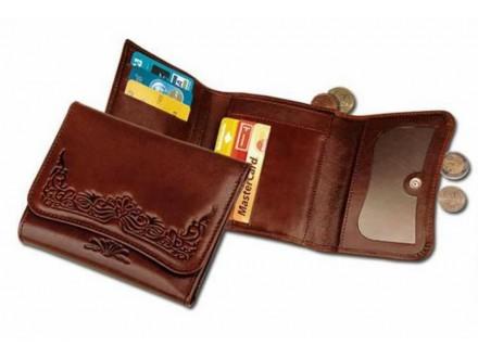 Ženski kožni novčanici mod. 331