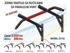 Zidno Vratilo ( ZV - 02)