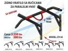 Zidno Vratilo ( ZV - 03)
