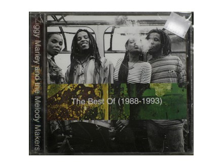 Ziggy Marley And The Melody Makers - The Best Of (1988-1993)