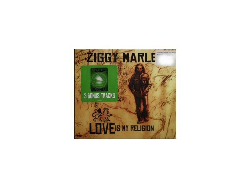 Ziggy Marley - Love Is My Religion