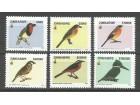Zimbabve,Ptice 2005.,čisto