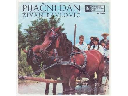 Živan Pavlović - Pijačni Dan