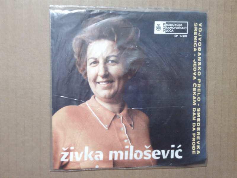 Živka Milošević - Vojvođansko Prelo