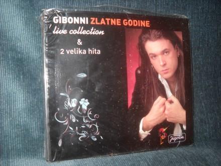Zlatan Stipišić Gibonni - Zlatne Godine - Live Collection & 2 Velika Hita
