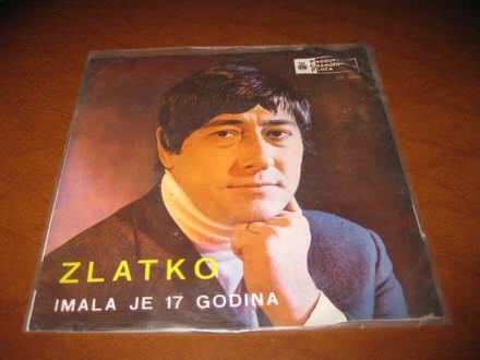 Zlatko Golubović - Imala Je 17 Godina