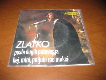 Zlatko Golubović - Posle Dugih Putovanja / Hej, Mini, Poljubi Me Maksi