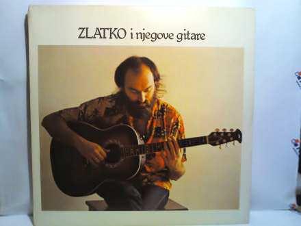 Zlatko Manojlović - Zlatko I Njegove Gitare