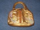 Zlatna torbica za devojcice