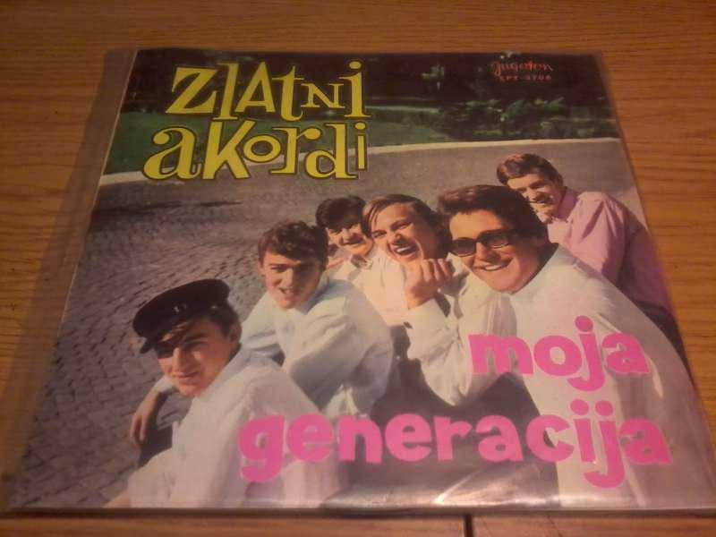 Zlatni Akordi - Moja Generacija