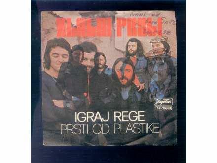 Zlatni Prsti - Igraj Rege / Prsti Od Plastike