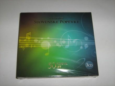 Zlatni jubilej Slovenske popevke (3CD)