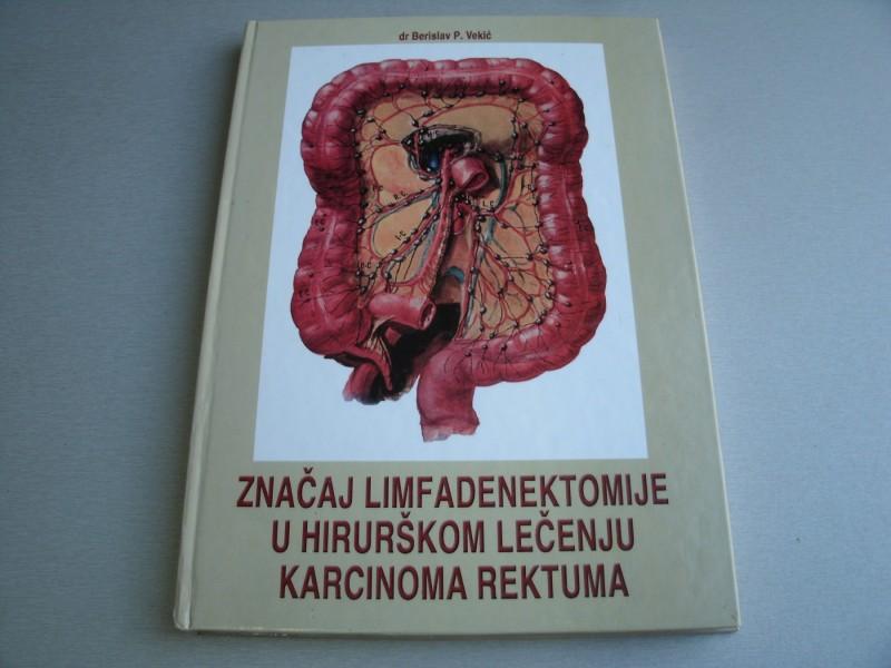 Značaj limfadenektomije u hirurškom lečenju karcinoma