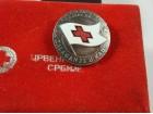 Značka Jugoslovenski Crveni krst za zalaganje u radu