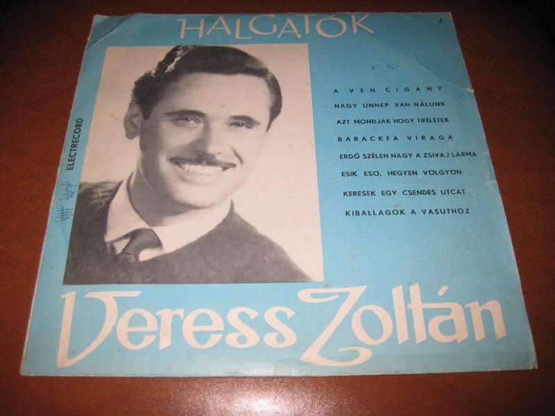 Zoltán Veress - Hallgatók