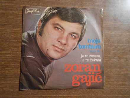Zoran Gajić - Moja Tambura