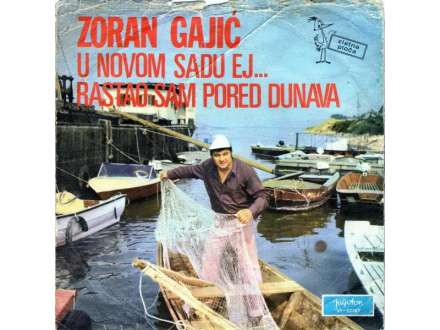 Zoran Gajić - U Novom Sadu Ej... / Rastao Sam Pored Dunava