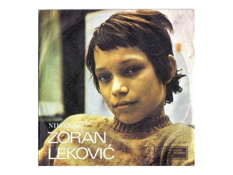 Zoran Leković - Niko, Niko / Lako Ću Te Naći
