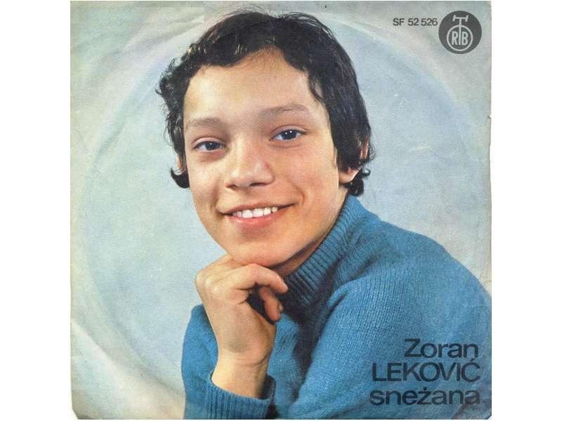 Zoran Leković - Snežana / Život Je Lep